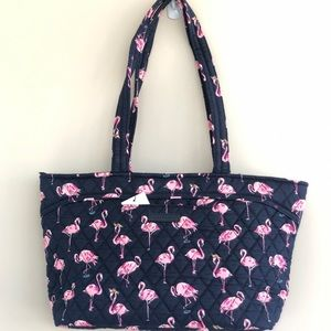 Vera Bradley Flamingo Fiesta Mandy Bag 🌸